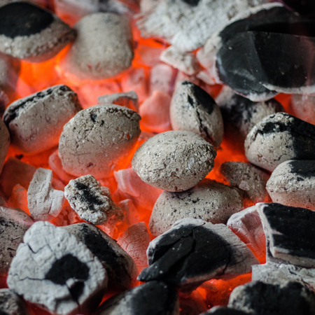 BBQ   Kolen