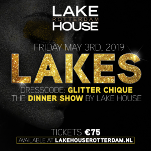 LAKES | The dinner show by Lake House
