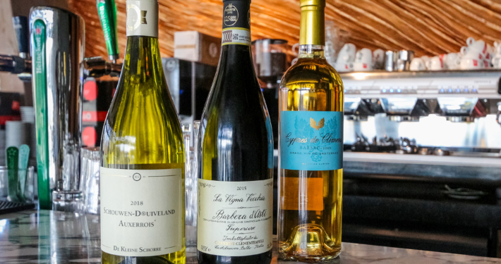 De wijnen van Lake House Rotterdam - deel 2