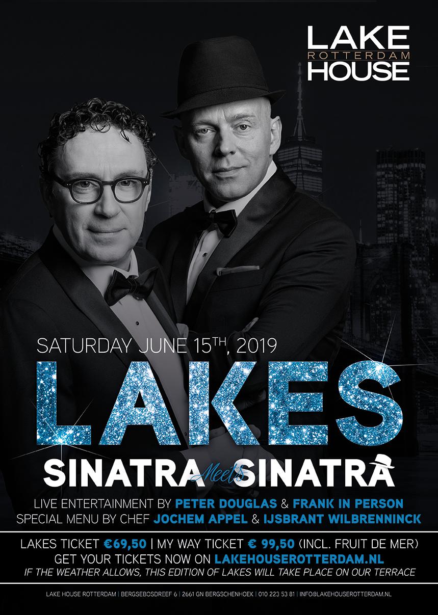 LAKES | Sinatra meets Sinatra