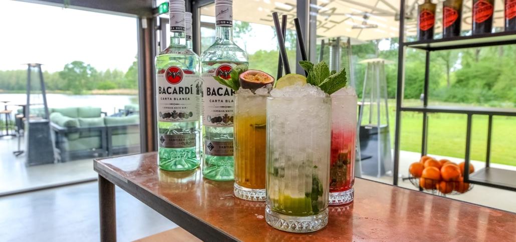 Heb je onze ruime cocktail kaart al gechecked?