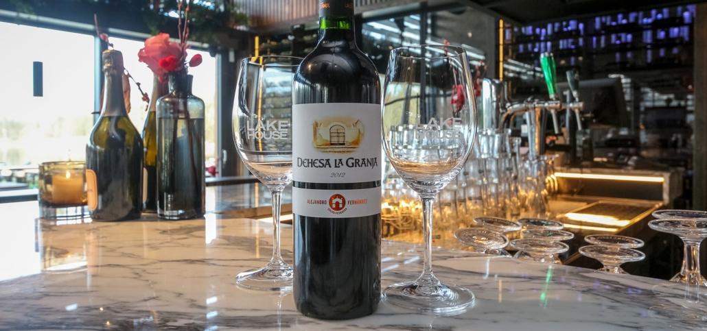 Check onze ruime wijn selectie