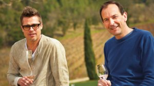 Brad Pitt & Miraval
