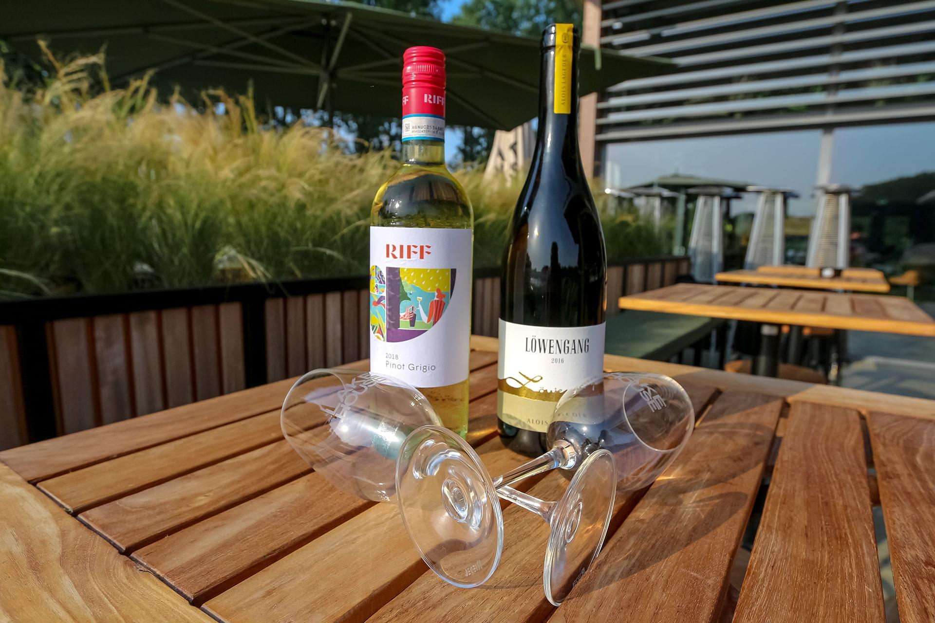 De wijnen van Aloïs Lageder bij Lake House Rotterdam
