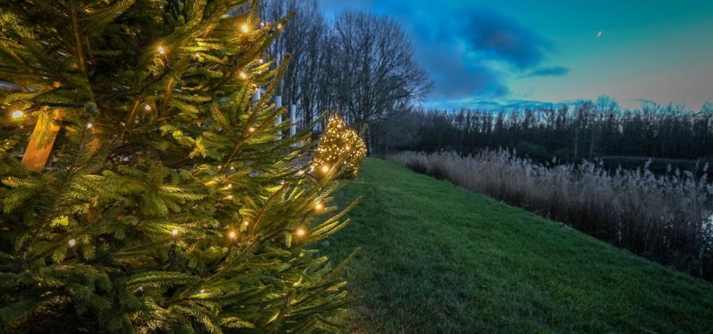 Kerst 2019 bij Lake House Rotterdam