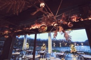 Uit eten met kerst in Rotterdam