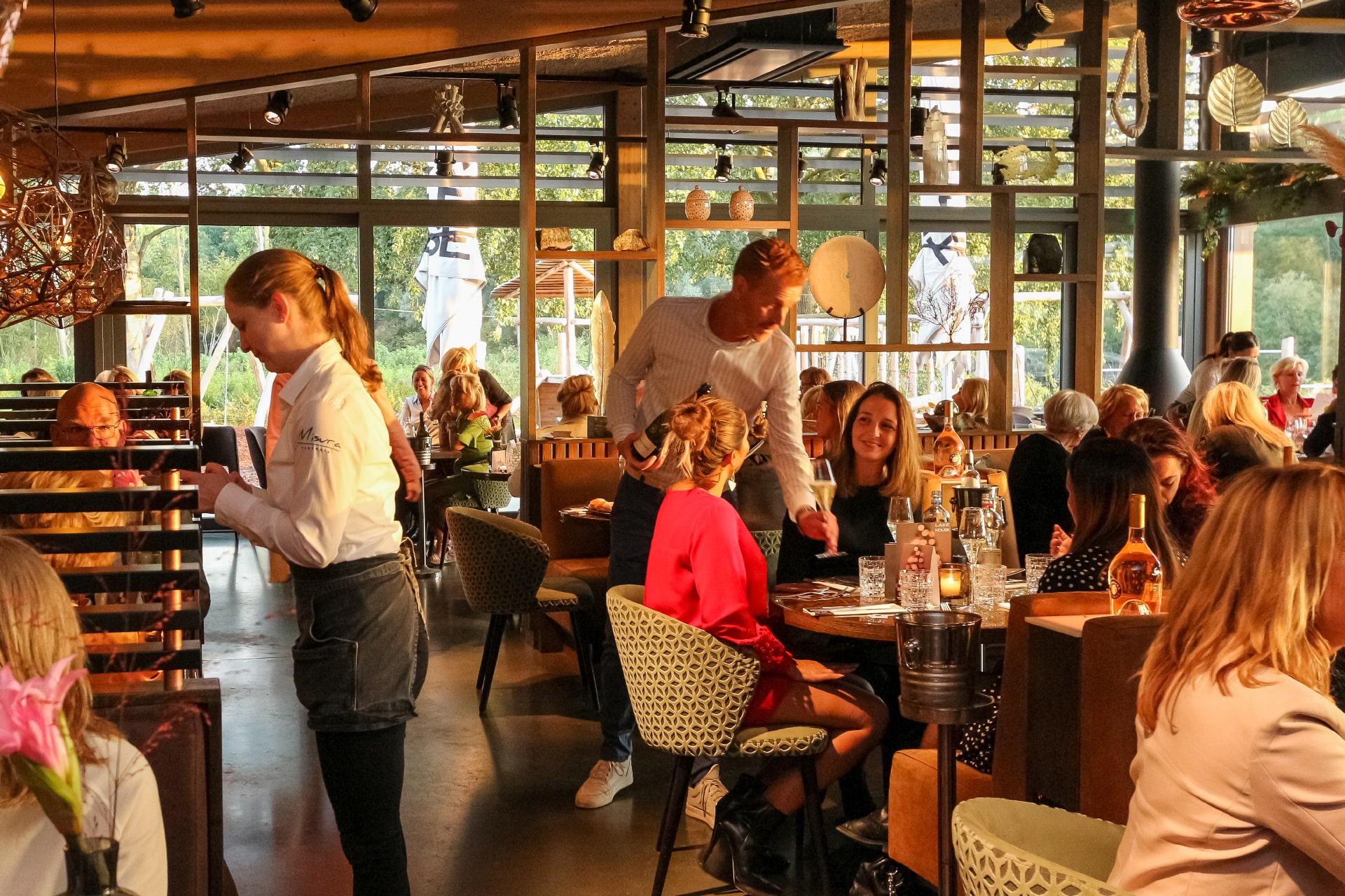 Wine & Dine op de mooiste plek van het Bergse Bos