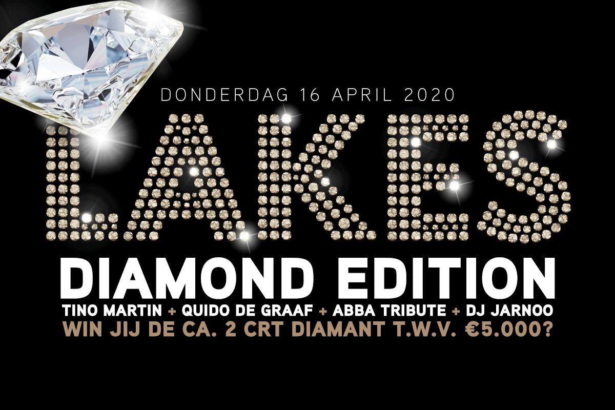 LAKES Diamond Edition | 16 april 2020