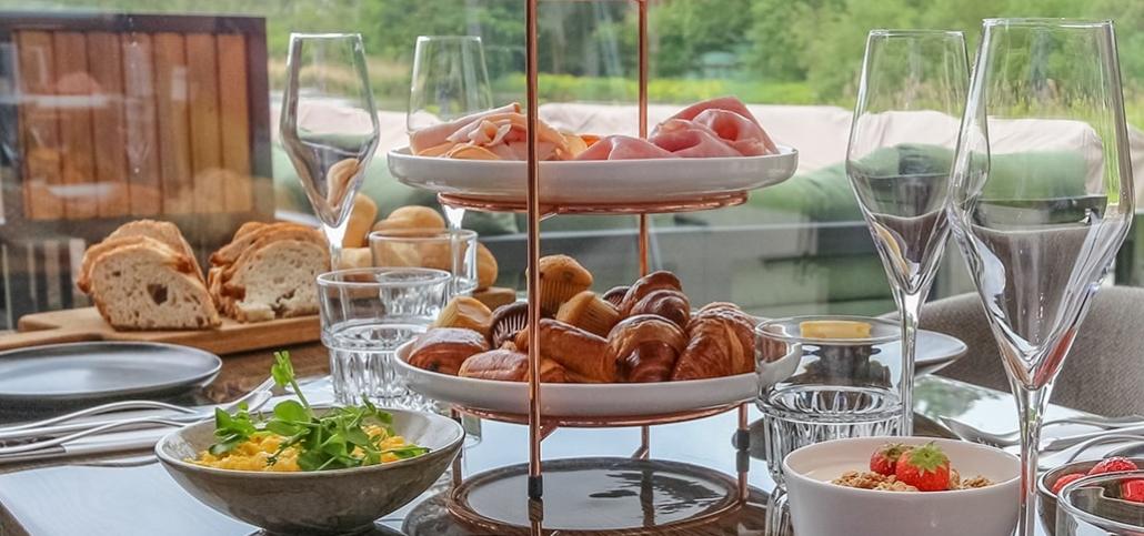 Geniet elke zondag van ons Sunday Breakfast!