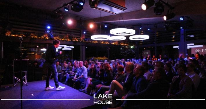 7 november 2019 | Mindf*ck at the Lake met Victor Mids
