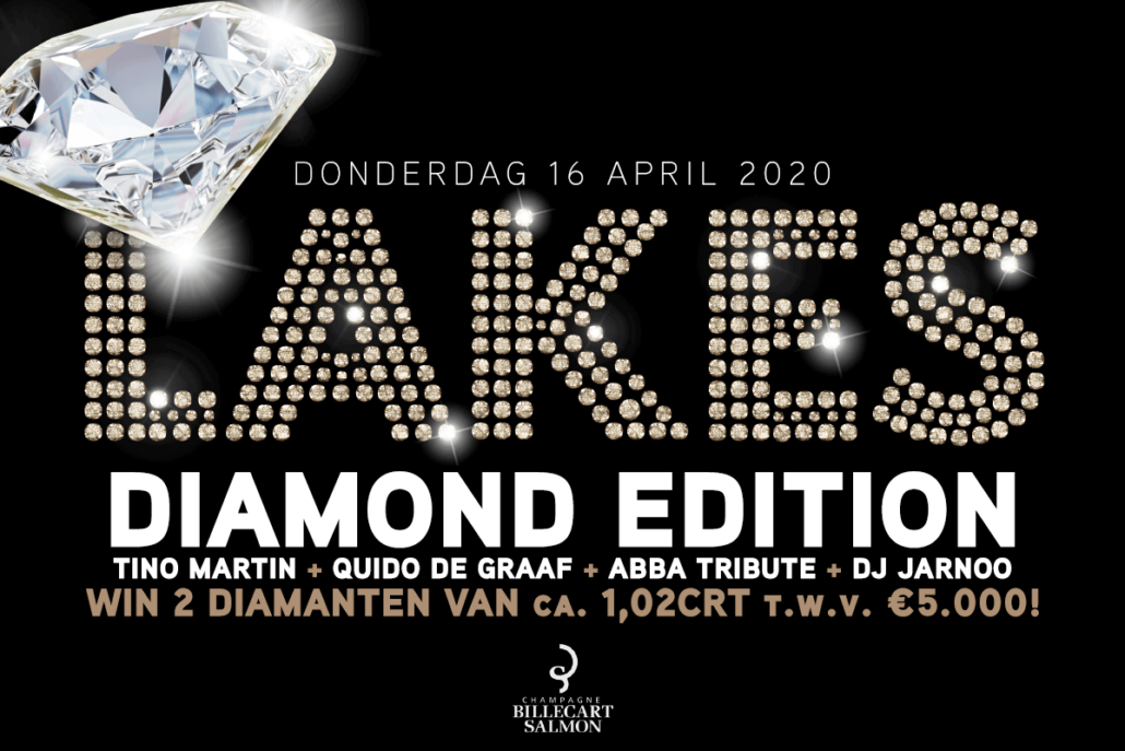 LAKES Diamond Edition | 16 april 2020