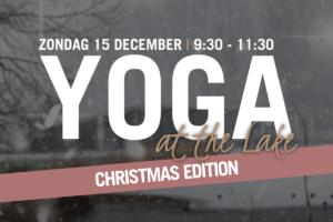 Yoga at the Lake | Christmas Edition!