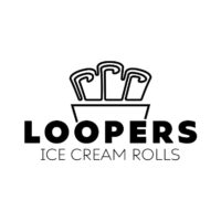 Loopers Ice Cream Rolls