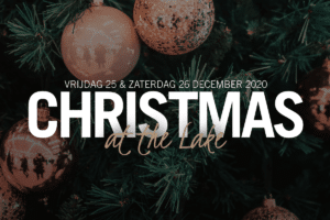Vier Kerst 2020 bij Lake House Rotterdam