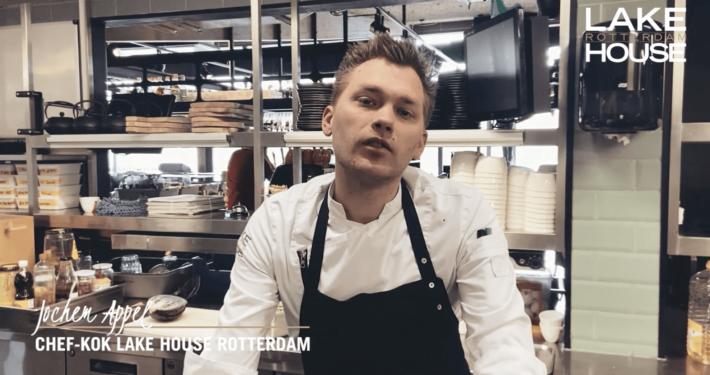 Jochem Appel laat zien hoe je een pokebowl maakt!