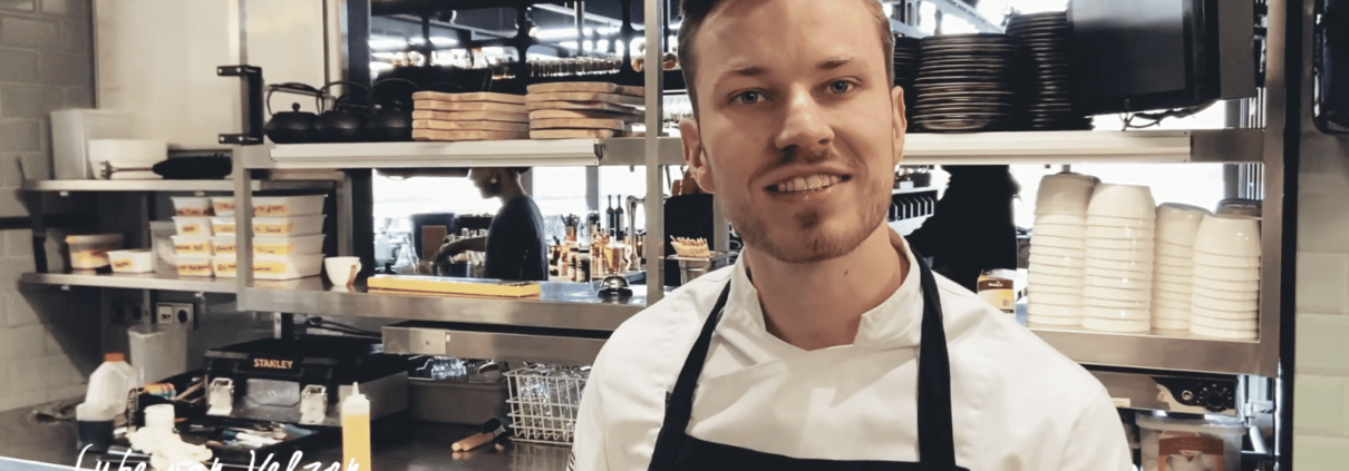 Luke van Velzen laat je zien hoe je een Steak Tartare maakt!