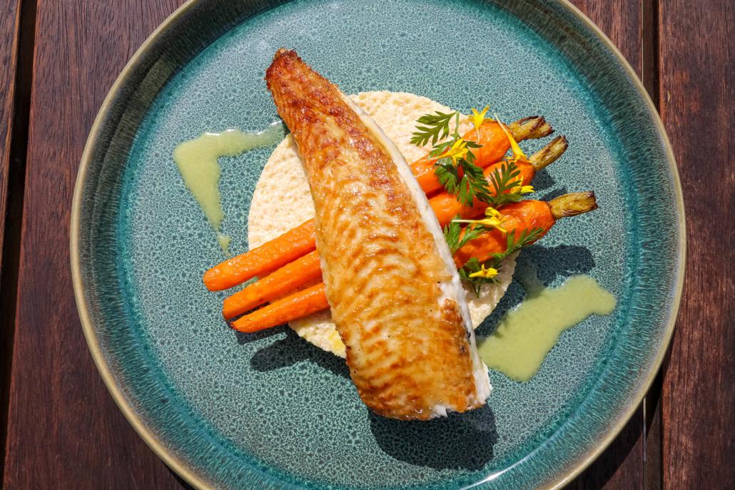 Vis van de Chef
