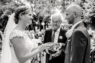 De unieke trouwfotografie van Laura de Kwant