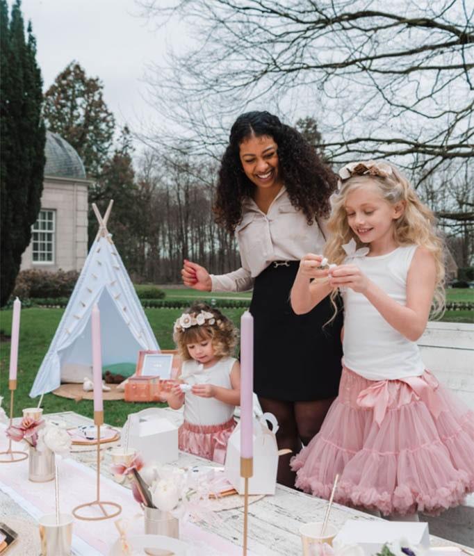 Betrek kinderen op een leuke manier bij jullie bruiloft